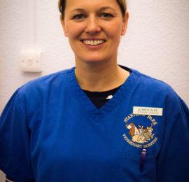 Joanna Metcalfe MRCVS